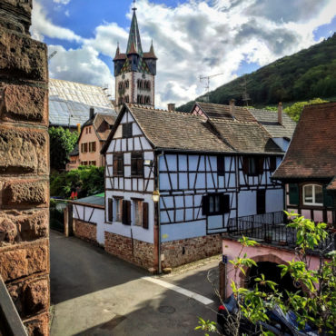 Chatenois Alsace France