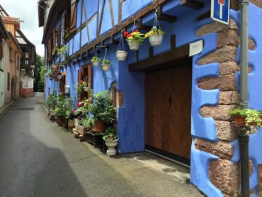 Ribeauville Alsace France May 2015-1 Рибовиль Эльзас Франция май 2015